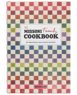 Livre de cuisine The Missoni Family Cookbook