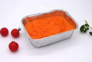 Purée de carotte - barquette 350g
