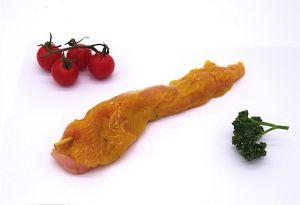 Brochette de poulet marinée thym et citron-150g