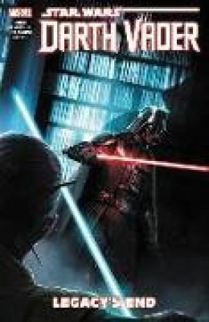 Star Wars: Darth Vader - Dark Lord of the Sith Vol. 2: Legacy's End de  Charles Soule