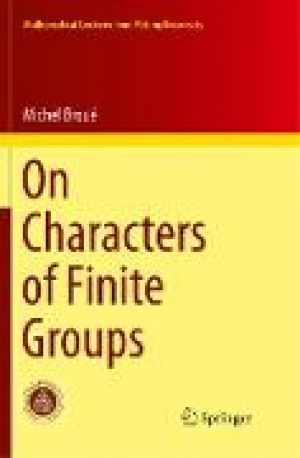 On Characters of Finite Groups de  Michel Broué
