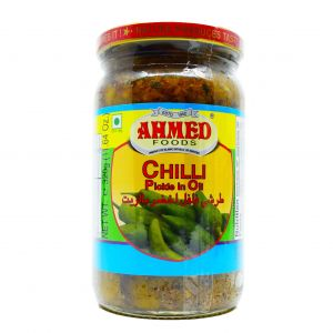 Chilli Pickle 320 gr