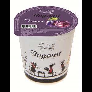 Yogourt au lait de vache - Pruneau