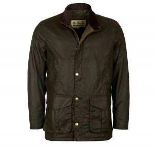 M's Hereford Wax Jacket