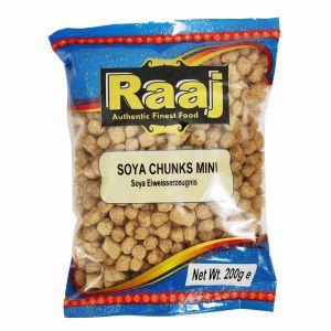 Morceaux de soja mini 200 gr
