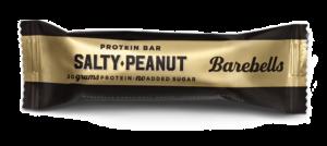 12 X Barebells Protein Bars SALTY PEANUT 55g