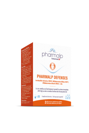 PHARMALP DEFENSES caps 30 pce