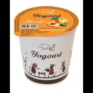 Yogourt au lait de vache - Abricot