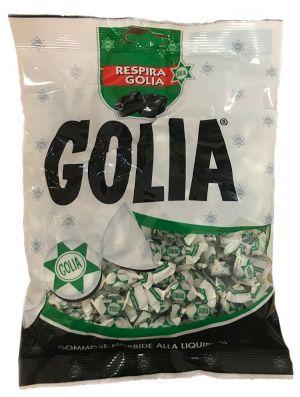 Golia, bonbon au réglisse