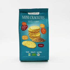 Crackers de maïs
