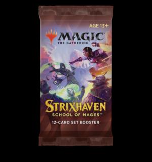 Mtg Set Booster EN - Strixhaven