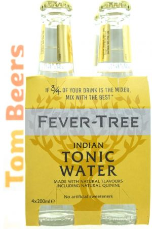 FEVER-TREE TONIC WATER PACK 4