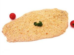 Escalope de veau panée - tapée - 200g