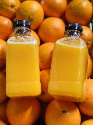 Jus d'orange frais 500 ml