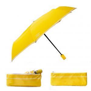 """Parapluie """"L'Automatique"""" avec housse absorbante triple couche"""