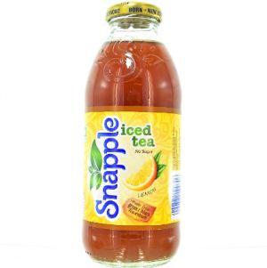 SNAPPLE ICED TEA NO SUGAR LEMON