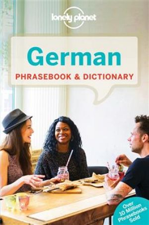 Lonely Planet German Phrasebook & Dictionary de  Gunter Muehl