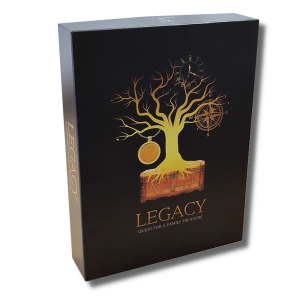 Legacy: Quest for a Family Treasure
