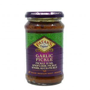 Pickle à l'ail