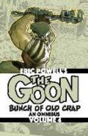 The Goon: Bunch of Old Crap Volume 4: An Omnibus de  Eric Powell