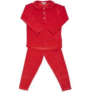 Oli - velours rouge