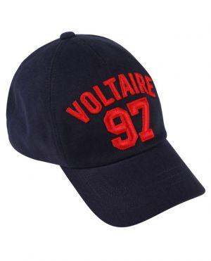 Casquette en coton Voltaire 97