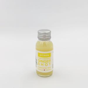 Shot de jus de gingembre au citron