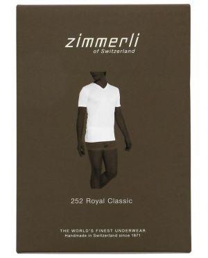 T-shirt en coton 252 Royal Classic
