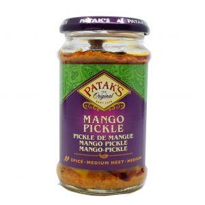 Pickle à la mangue (moyennement epice)