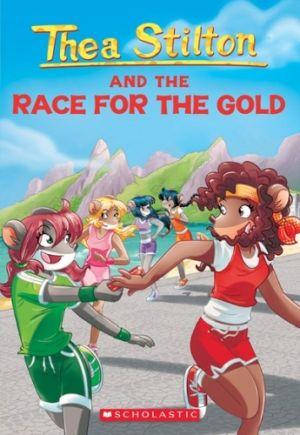 Thea Stilton and the Race for the Gold (Thea Stilton #31), 31 de  Thea Stilton