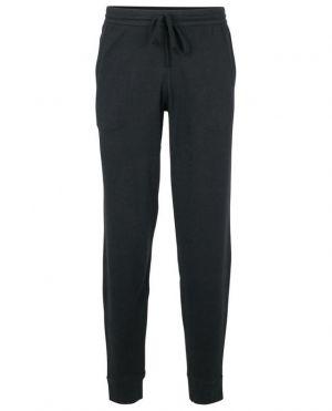 Pantalon de jogging en coton et cachemire