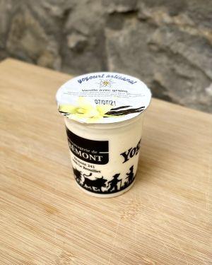 Yogourt artisanal - Vanille