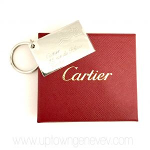 Cartier keychain envelope