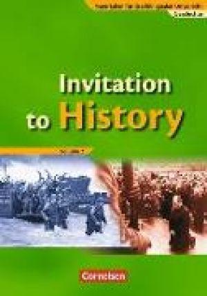 Geschichte 8. Schuljahr. Invitation to History-Starter 2. Schülerbuch de  Ulrike Flach
