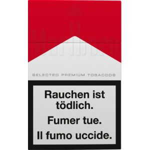 MARLBORO RED BOX FILTER
