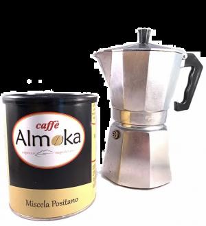 Café moulu Premium en boîte