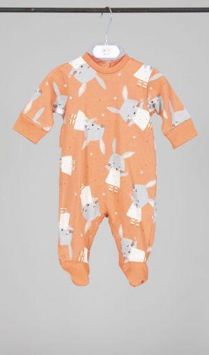 Pyjama Lapin Bébé une pièce