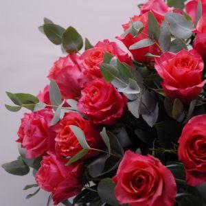 Rose 50cm Pink