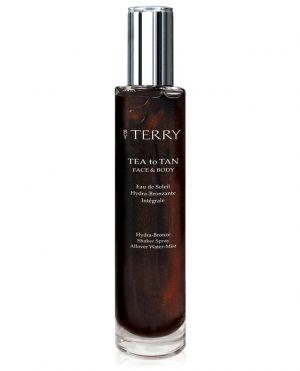 Spray Tea to Tan Face & Body
