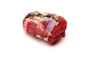 Selle de gigot d'agneau sans os -600g