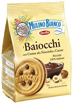 MULINO BAIOCCHI CREMA NOCCIOLA
