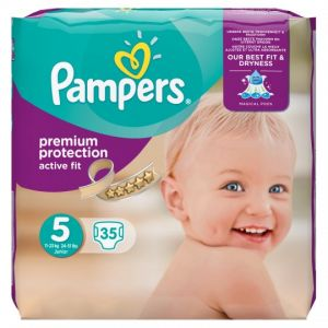 PAMPERS PREM.P. GR.5 11-23KG 35 PIECES