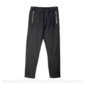 Givenchy trousers in black flanelle