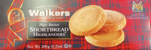 Walkers Shortbread Highlanders 200g