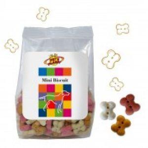 Mini Biscuits - Biscuits pour chiens cuits au four pour une collation délicieuse et saine 250g
