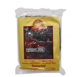 Tamarin sans pépins 400 gr