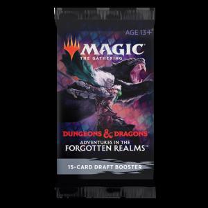 Mtg Booster EN - DandD Forgotten Realms