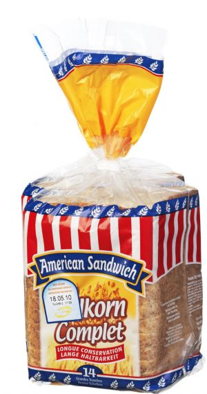 AMERICAN SANDWICH COMPLET