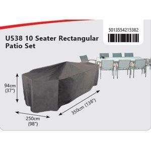 Housse Rectangulaire 10 chaises
