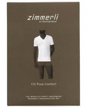 T-shirt col V 172 Pure Comfort